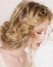 ретро-прическа свадебная
