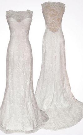 свадебное платье Присциллы Чан Цукерберг