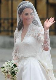 свадебные тренды от Кейт Миддлтон