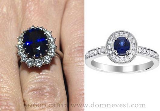 обручальное кольцо в стиле Кейт Миддлтон
