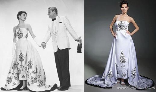 копия платья Одри Хепберн