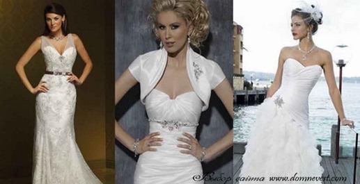 брошь для свадебного платья