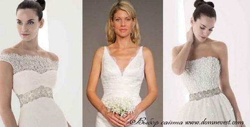 Можете украсить ваше свадебное платье
