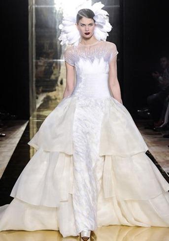 свадебное платье George Chakra