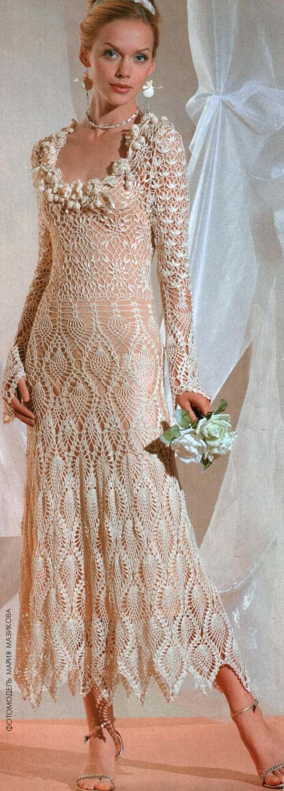 Свадебное платье с атласной лентой