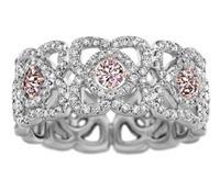 обручальное кольцо DE BEERS