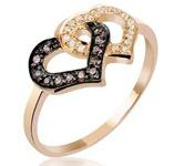 обручальное кольцо Histoire d'or
