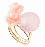 обручальное кольцо от Myrtille Beck