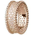 обручальное кольцо от VAN CLEEF & ARPELS