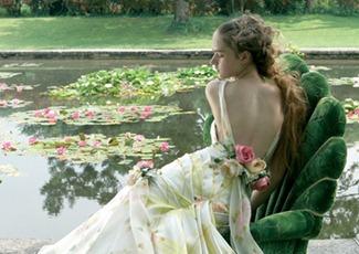 невеста у озера
