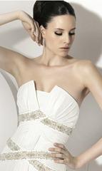 свадебный макияж 2012