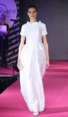 самое красивое свадебное платье 2011
