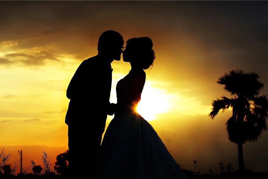 Тест - вероятность того, что ты выйдешь за него замуж