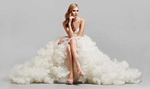самое красивое свадебное платье-трансформер