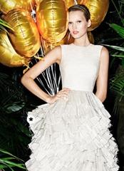свадебные платья 2012 от несвадебных брендов