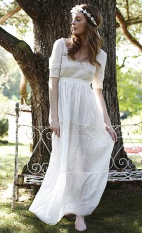 свадебное платье от Ekyog