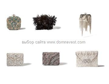 свадебные сумочки 2012
