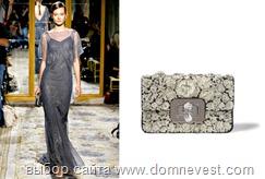 сумочка к черному свадебному платью