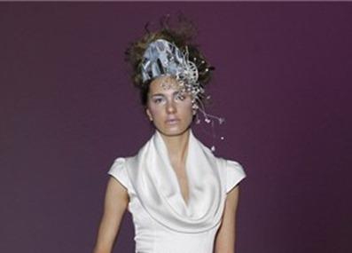 свадебные украшения на голову 2013