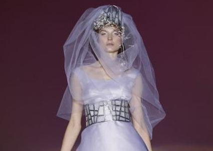 свадебные украшения на голову