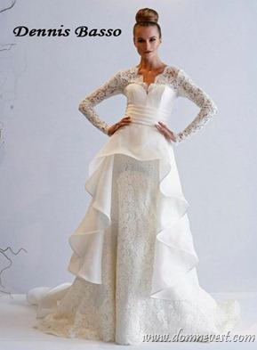 свадебное платье в стиле Грейс Келли и Кейт Миддлтон