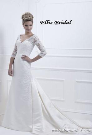 Свадебное платье в стиле Кейт Миддлтон от ellis bridal