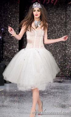 свадебное платье Betsey Johnson 2013