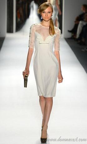 свадебное платье Jenny Packham 2013