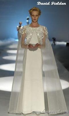 прозрачная свадебная накидка