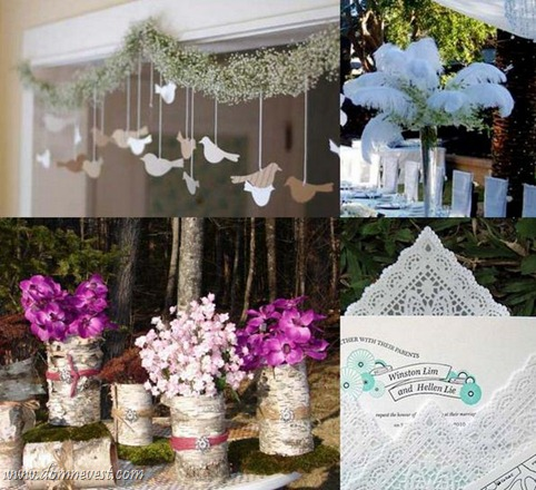 тематическая свадьба 2013