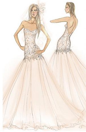 Свадебное платье 2013 от wtoo