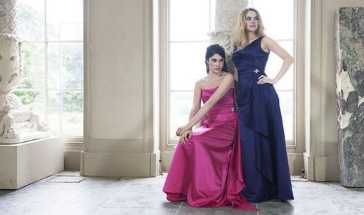 платья для мамы невесты и жениха 2014
