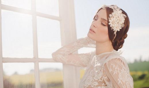украшения прически невесты 2014