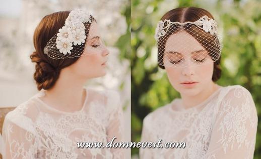 свадебная вуаль 2014