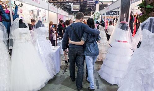 свадебные выставки 2015