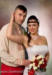 украшения украинской невесты