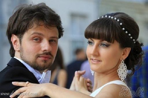 кружевные серьги для невесты