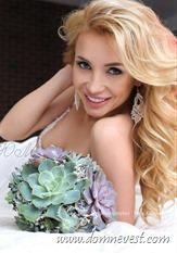 кружевные украшения невесты