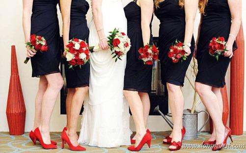 обувь подружек невесты