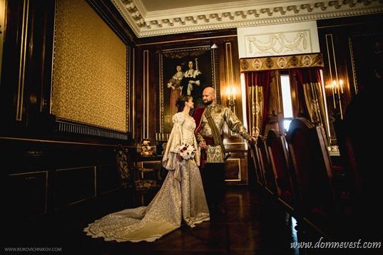 свадьба в Несвижском замке