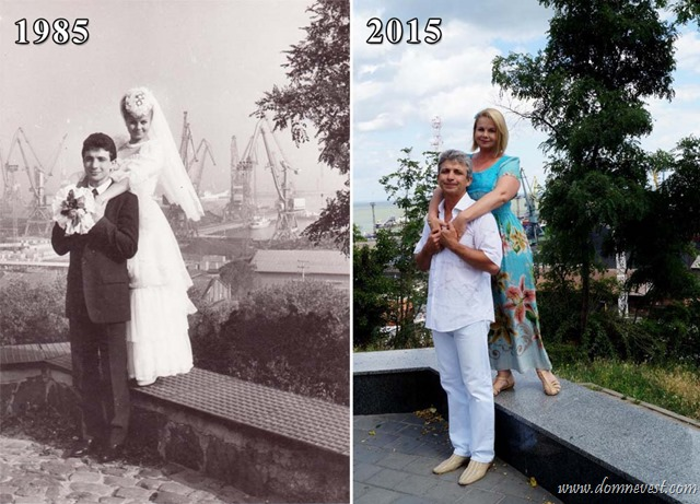 30 лет свадьбы