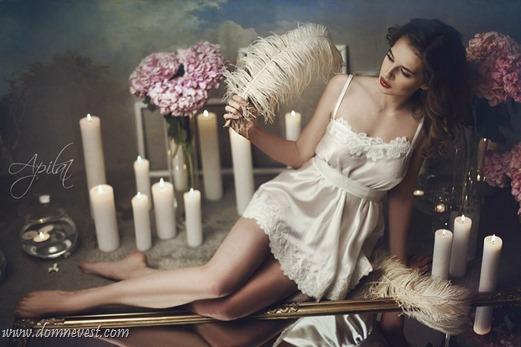 свадебная ночная сорочка