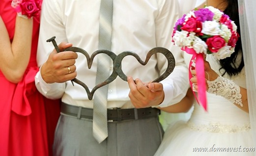 заковка свадьбы