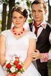 яркая свадьба в казачьем стиле