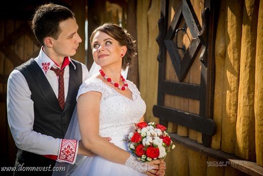 свадьба в казачьем стиле
