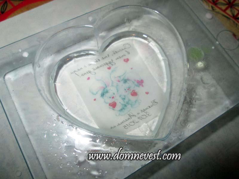 изготовление мыла в подарок гостям
