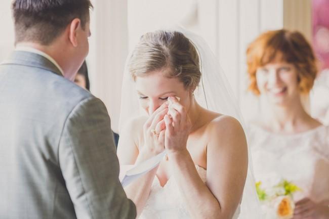 как не заплакать на свадьбе
