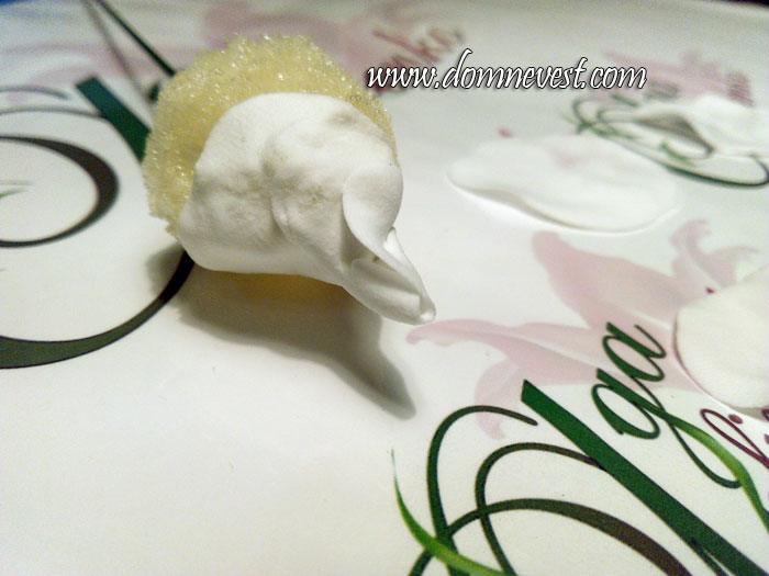 бутон розы своими руками