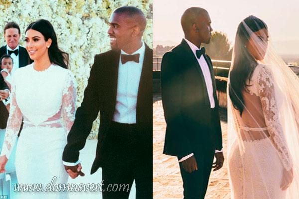как худела к свадьбе Ким Кардашьян