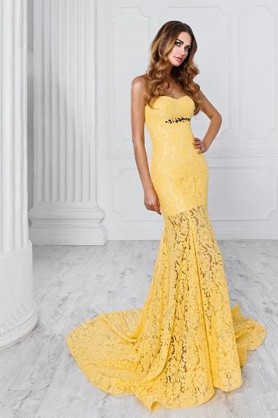кружевное платье для подружки невесты